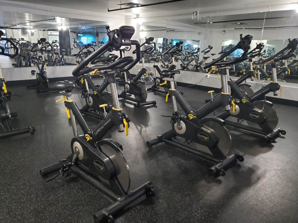 Club Loveland Fitness Bikes