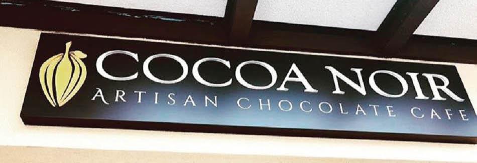 Cocoa Noir Cafe in La Canada Flintridge, CA banner