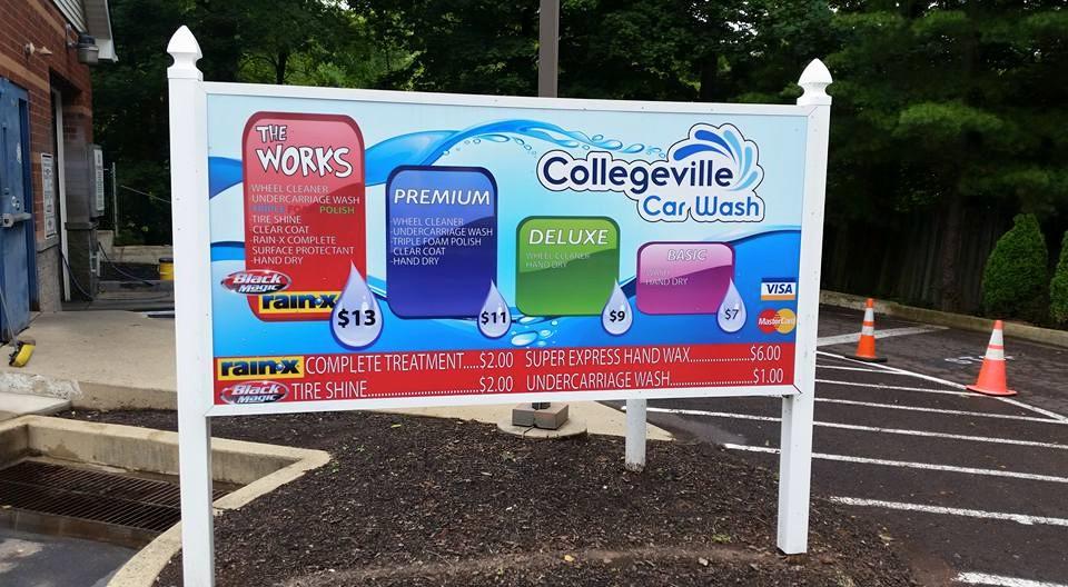 collegeville car wash, collegeville, car wash, car wash coupon, car wash valpak, valpak, cleaning, clean, tires, car, car wash near me, coupon