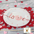 Who wouldn't treasure a plate, or mug, or tile with their baby's or grandchild's hand print or foot print!