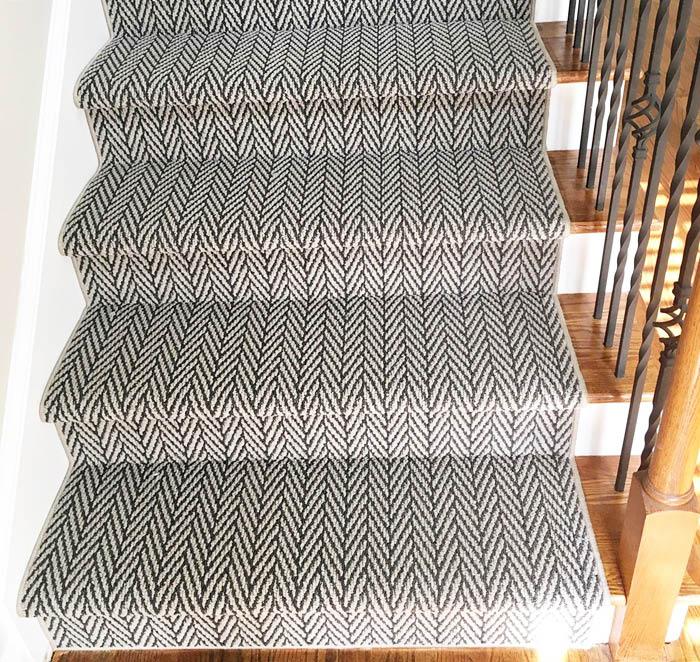 stair runner, shaw floors, carpet
