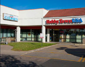 colpar Hobbytown store in Aurora CO