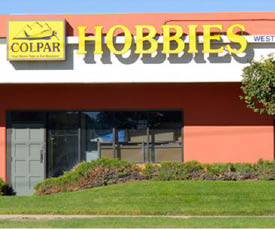 colpar Hobbytown store in Lakewood CO