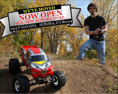 colpar Hobbytown in Aurora and Lakewood, CO carries remote controlled vehicles