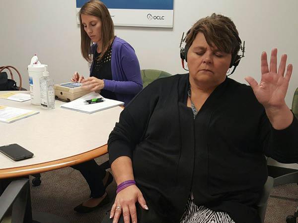 Columbus Speech & Hearing Center hearing testing