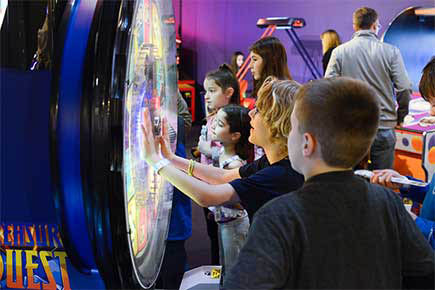 Xtreme Craze The Ultimate Interactive Fun Center In