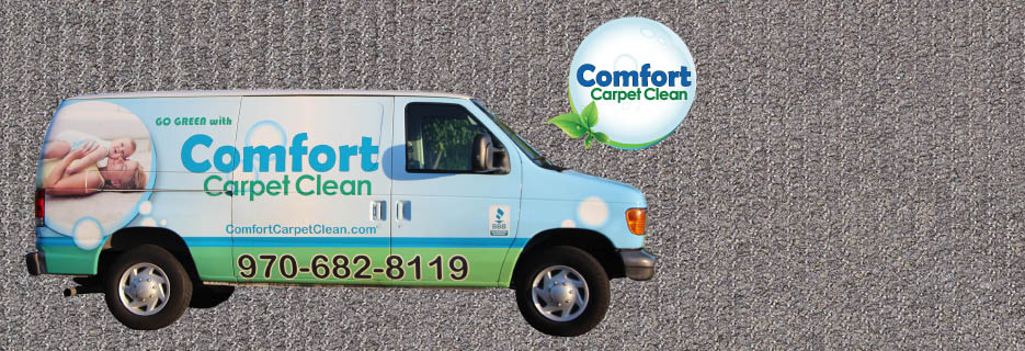 comfort carpet cleaning colorado