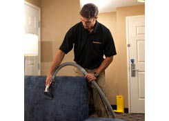 Upholstery cleaning for furniture