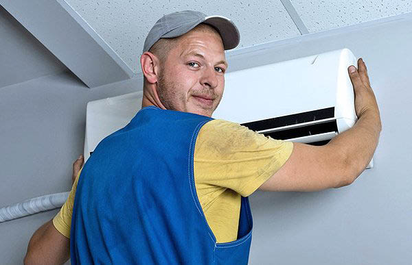 Community Pro Air Conditioning can install a new ductless a/c system