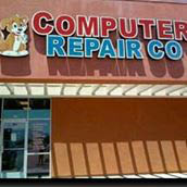 Storefront of Computer Repair Co in Indio, CA
