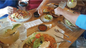 Bring the family for a dine-in Mexican food experience in Palm Desert, CA