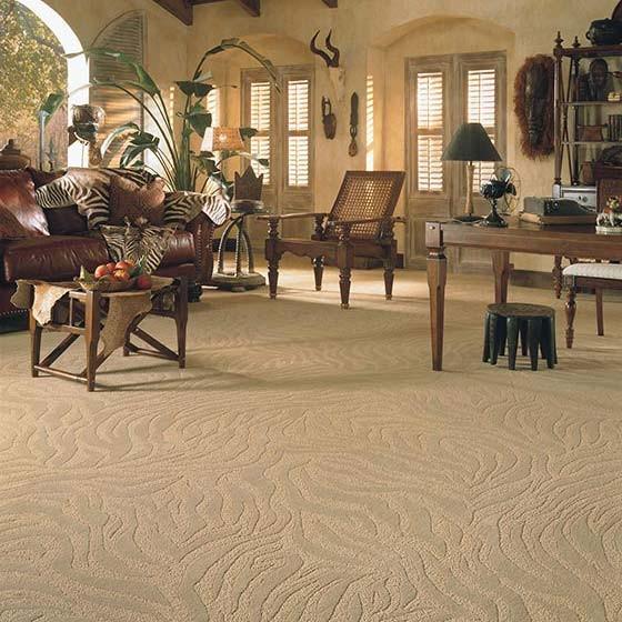 Contemporary Carpet Flooring 2