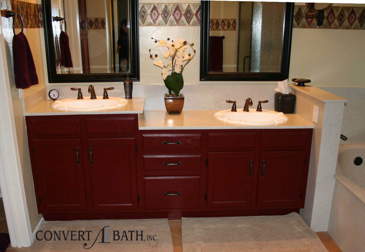 bathtub refinishing, new bathroom designs, cost shower remodel Bathroom Sinks in AZ