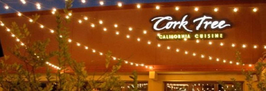 Cork Tree in Palm Desert, CA Banner Ad