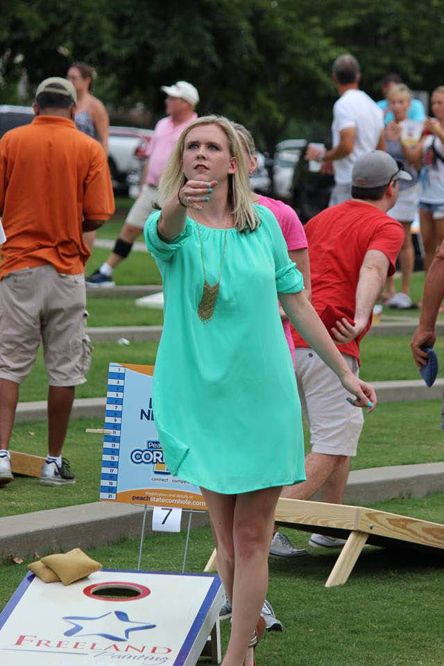 Cornhole brings hours of entertainment to everyone