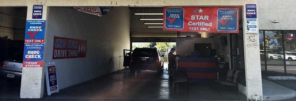 Corona/Norco Smog Check in Corona, CA banner
