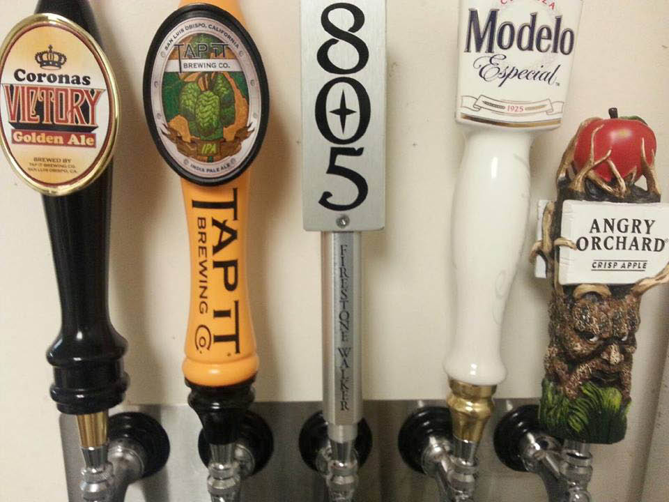 Get craft beer and apple cider at our Mexican restaurant in Arroyo Grande, CA.