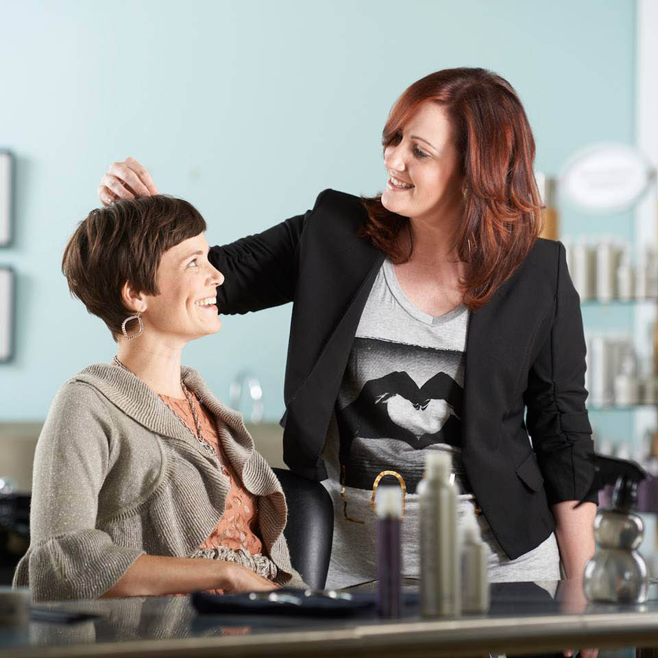 Haircuts for women near Longmeadow