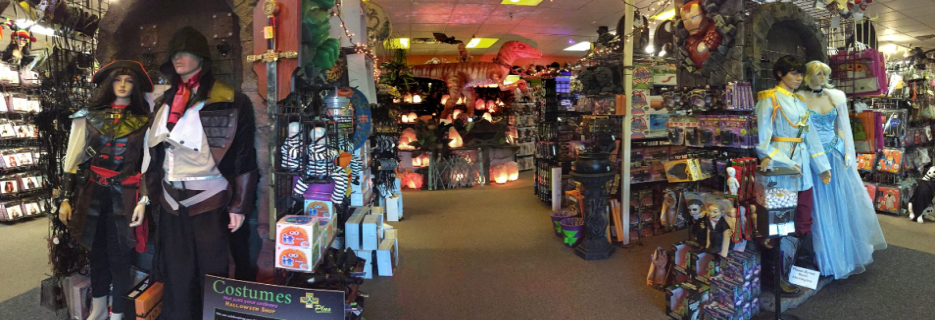 Costumes Plus in Maplewood, MN banner