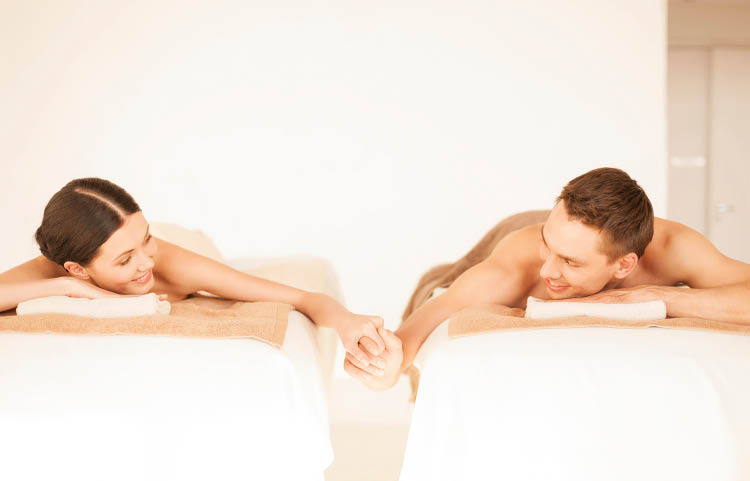 Couples massage near Johns Island, Charleston, SC