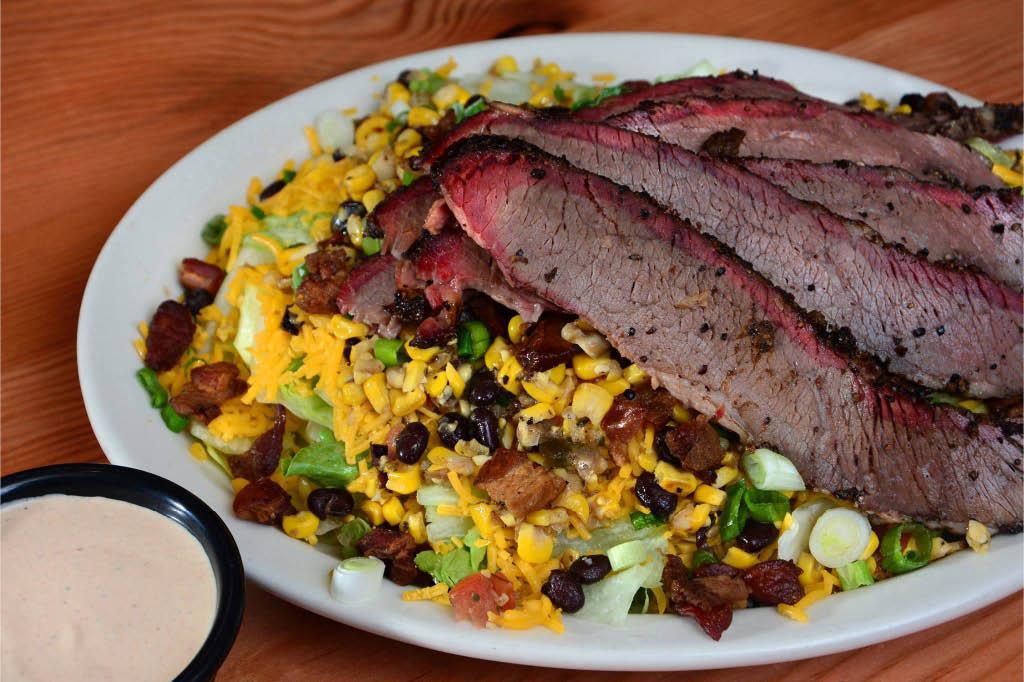 Tender and juicy west Texas prime brisket