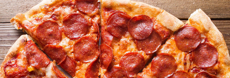 VILLA ROSA PIZZA
