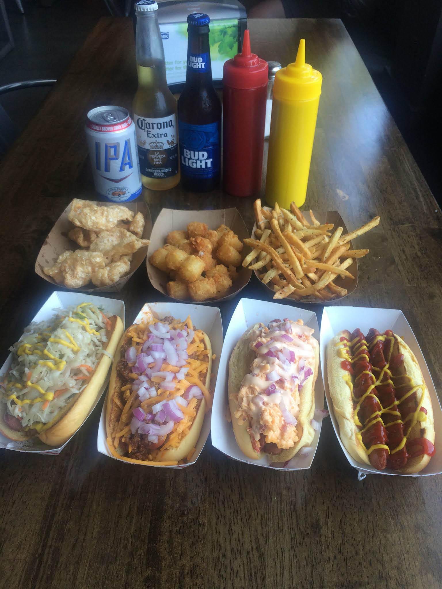 hot dogs, craft hot dogs, craft burger hot dogs,