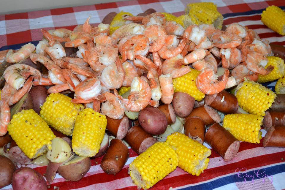 Get boiled and grill shrimp in Richmond Hill