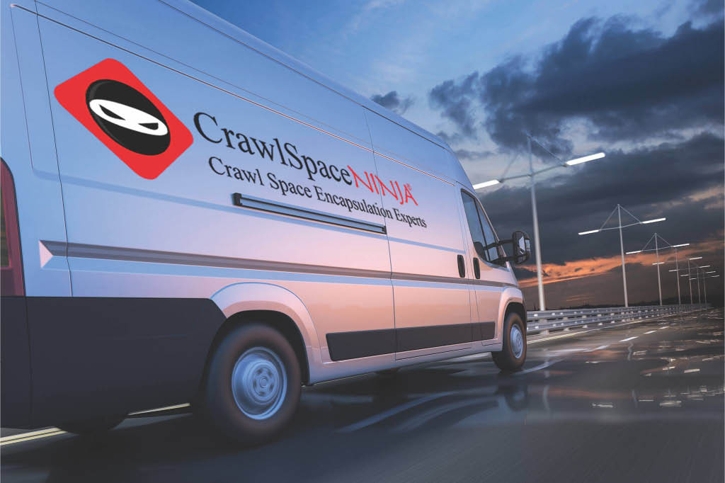 Our vision is to create the standard in making crawl spaces dry, clean, healthy and efficient.