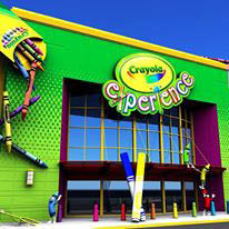 At the Crayola Experience, we are ambassadors for the power of color and creativity.