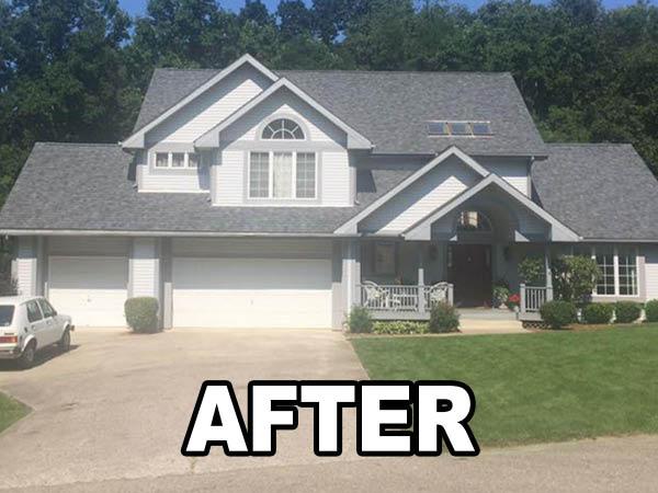 Creative Home Solutions roof repair