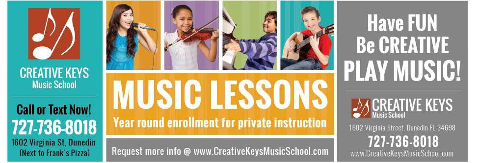 Dunedin music lessons for all ages Learn to play