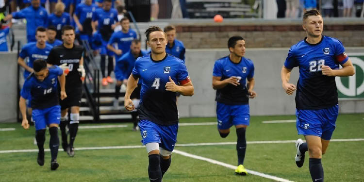 Creighton Men's Soccer in Omaha, NE