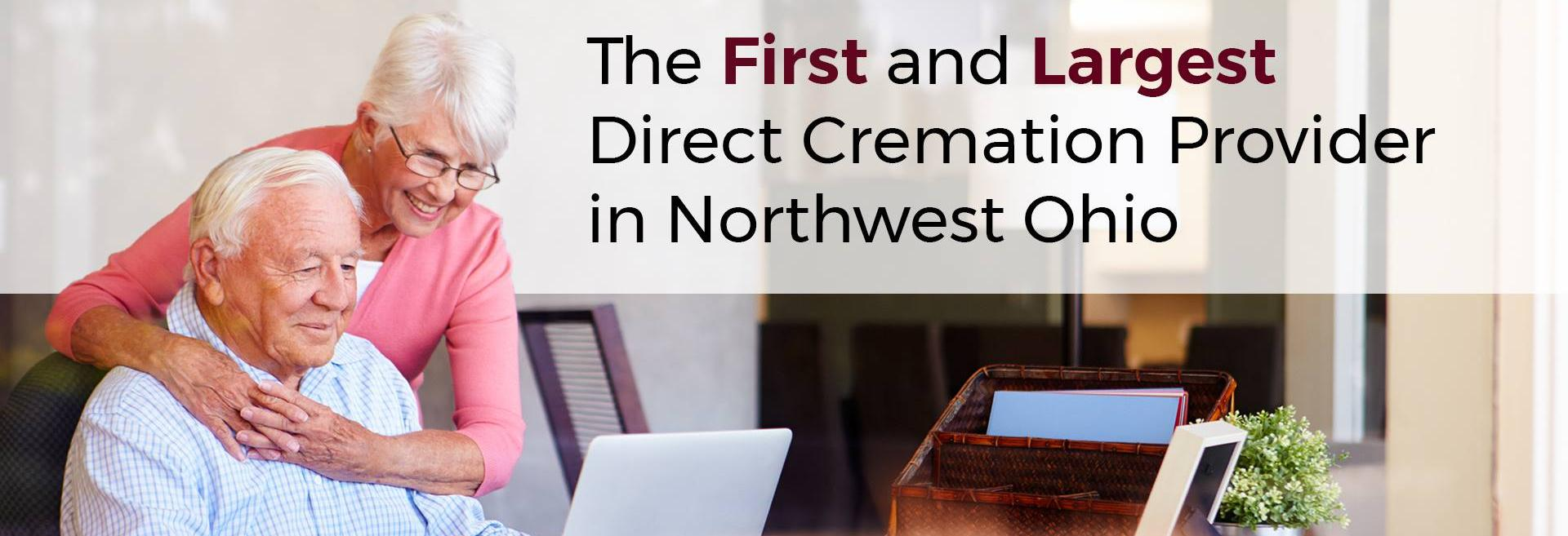 cremation society toledo urns burial options funeral pre planning celebration of life service