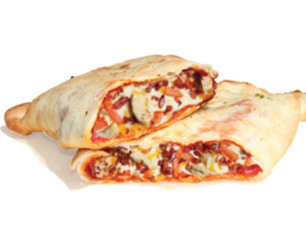 Cristy's Pizza calzones