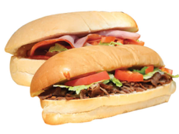 Cristy's Pizza subs
