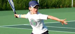 interested in summer camp? Come to our tennis courts