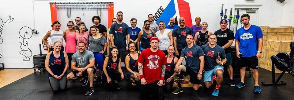 CrossFit Apogee banner Gibsonton, FL