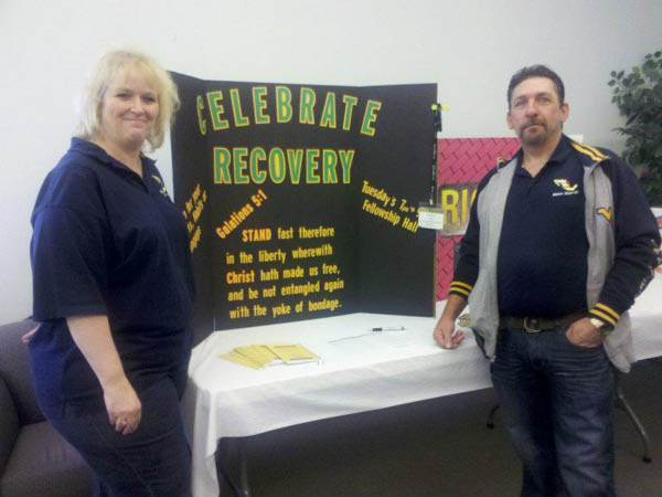 CrossRoads Baptist Church drug and alcohol recovery assistance