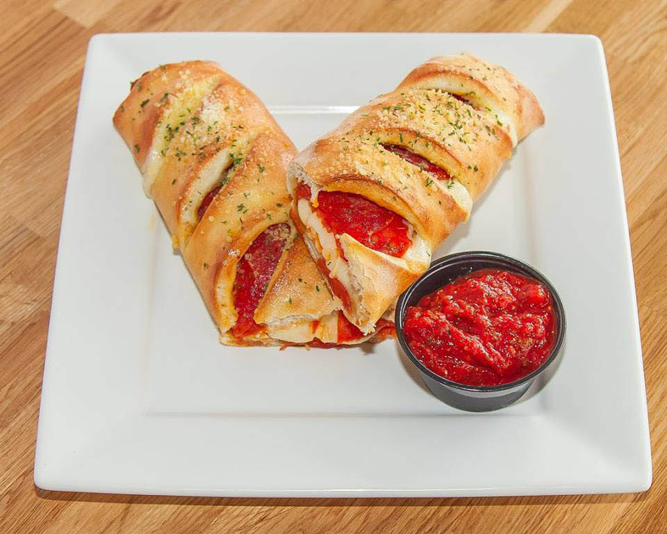 Nothing better than our stromboli.