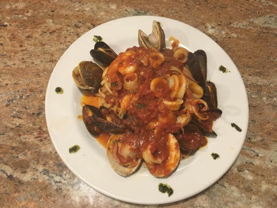 pasta dishes, Italian food
