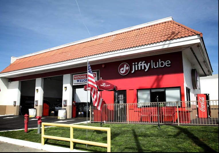 Jiffy Lube storefront; Jiffy Lube Culver City, CA express oil change coupons
