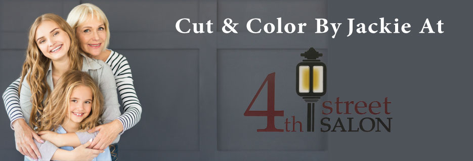 Cut & Color By Jackie At 4th Street Salon