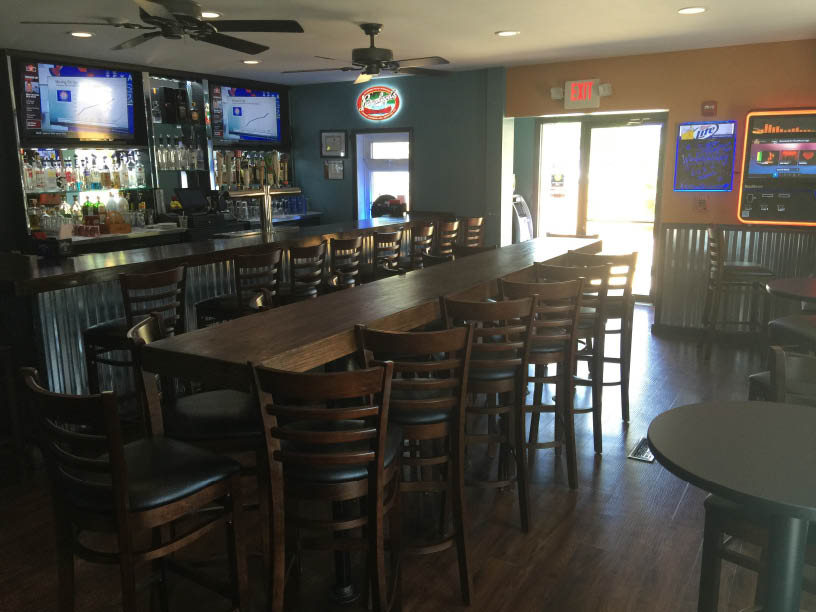 Meet your friends and family for a few brews at our newly remodeled bar in Midlothian