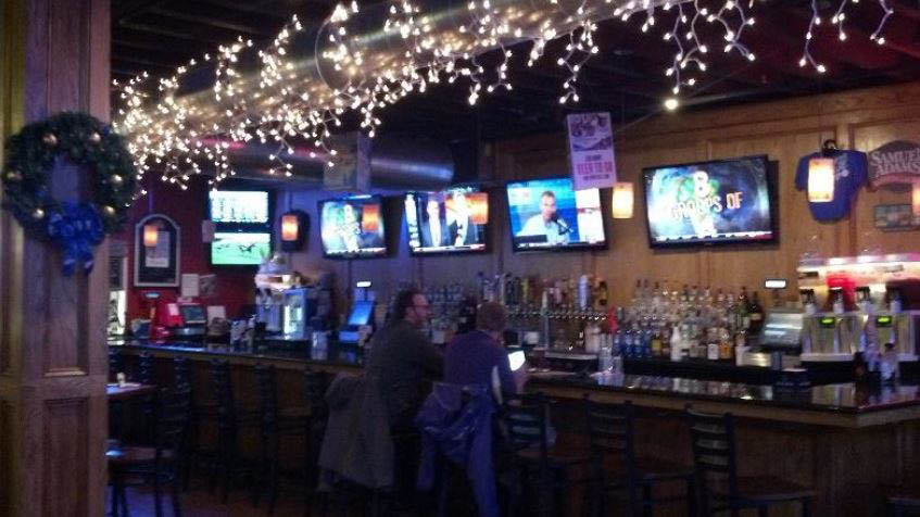 charles village pub and patio bar in towson, md