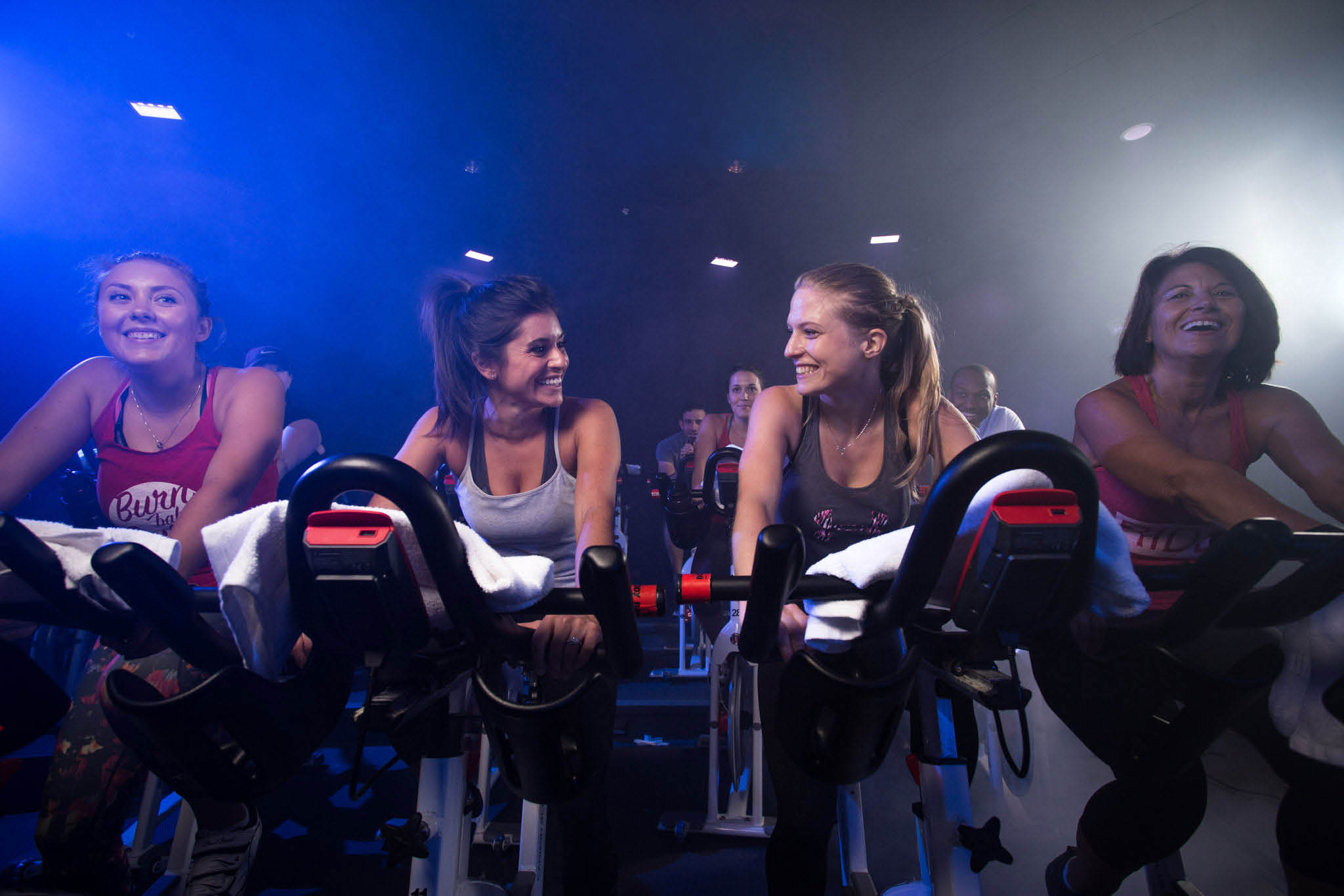 cycle class, workout, classes, groups, individual, exclusive, indoor cycling; falls church, va