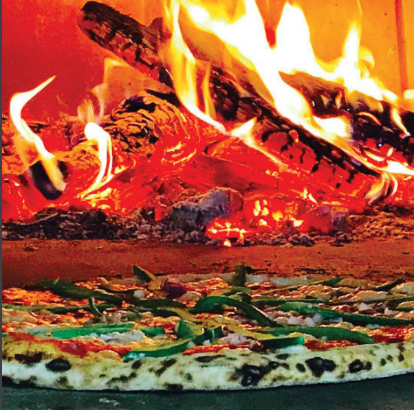 d'alessio's wood-fired pizza stevensville md oven delicious