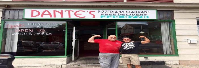 Dante's Pizza & Restaurant  Ridgefield Park, NJ 07660