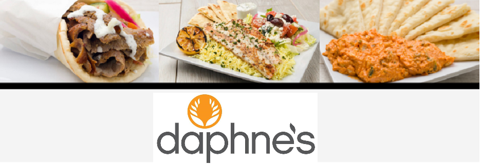 Daphne's logo pasadena ca greek food coupons near me