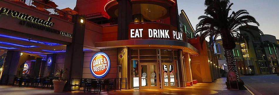 Dave & Buster's in Los Angeles, CA banner